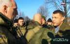 Захарченко в ярости
