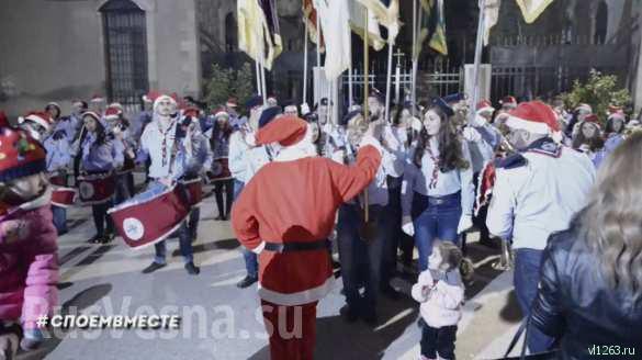 Впечатляющие кадры: Дамаск поет «Катюшу» — Сирия поздравляет Россию с Рождеством и Новым годом (ФОТО, ВИДЕО) | Русская весна