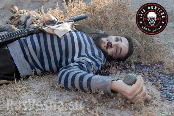Отомщены: Спецназ уничтожил банду ИГИЛ, захватившую русских добровольцев у Дейр Зора (ФОТО 18+) | Русская весна