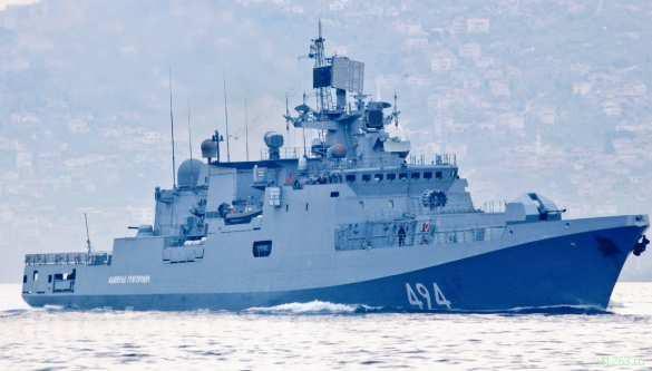 Русские фрегаты теперь не остановить (ФОТО) | Русская весна