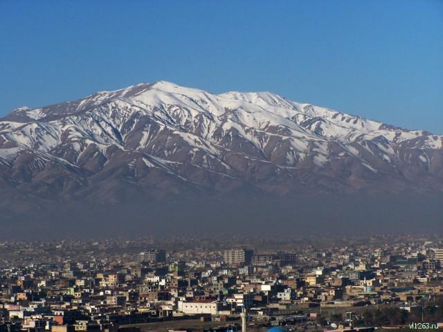 Кабул. Афганистан