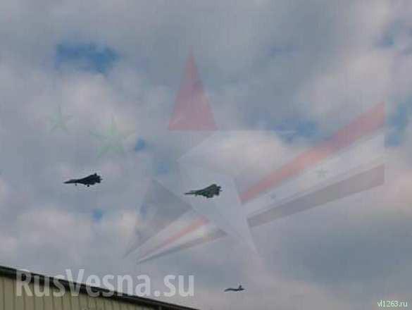 СРОЧНО: Новейшие истребители Т-50«ПАК ФА» впервые прибыли в Сирию (ФОТО, ВИДЕО)   Русская весна