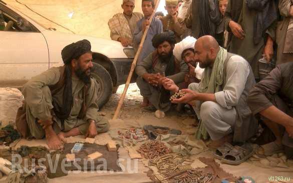 Позорный провал США: Гениальный ход России может спасти Афганистан и Центральную Азию (ФОТО) | Русская весна