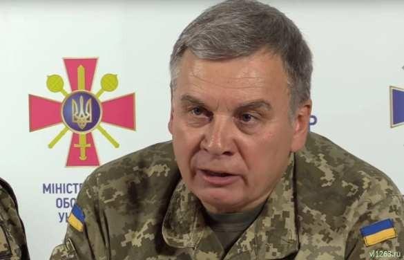 «Россия может готовить грузинский сценарий»: министр обороны Украины в панике просит помощи у Макрона | Русская весна